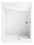 Wanna prostokątna 190x145 cm Sanitop AquaSu BasinO 80190 4