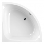 Wanna narożna 120x120 cm Sanitop AquaSu Cora 80094 5