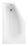 Wanna narożna 160x90 cm lewa Sanitop AquaSu CorDia 80177 5
