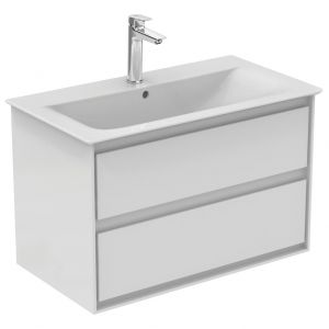Umywalka naszafkowa 84x46 cm Ideal Standard Connect Air E027901